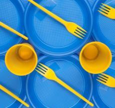 запрет пластиковой посуды
